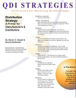 distribution strategy primer whitepaper